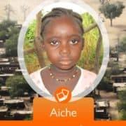 Aqua's Aiche from Mali