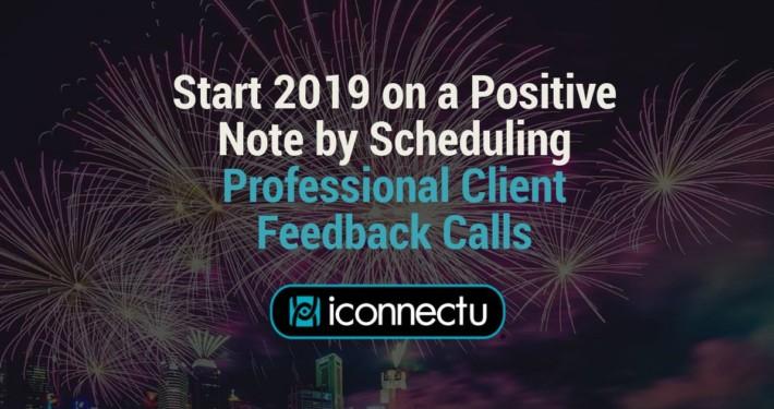 client feedback calls